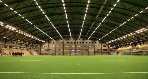 Bubblefootball Serneke Arena