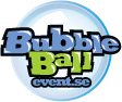 Bubbleball Göteborg Mobile Retina Logo