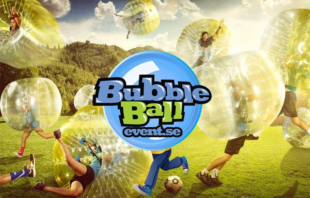 bubblefootball Göteborg